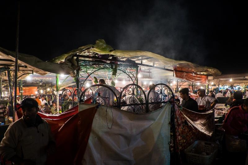Jemaa el Fna-Night-Market-Marrakech-matthew coleman photography