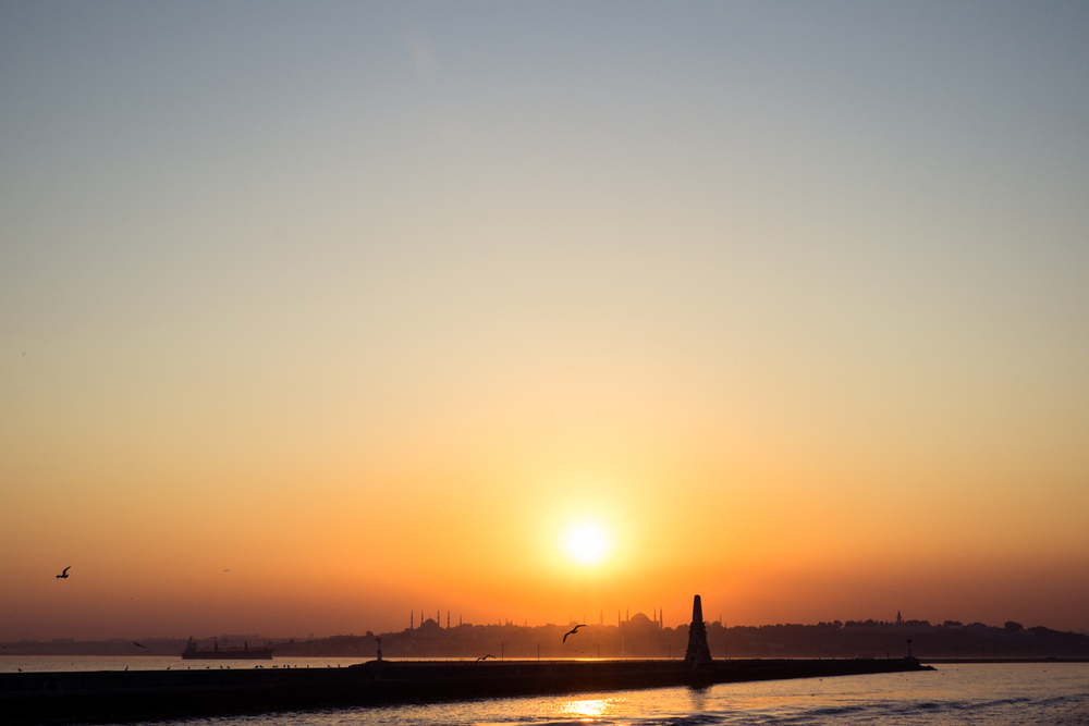 Istanbul-Sunset-Bosphorus-Skyline-Matthew-Coleman-Photography