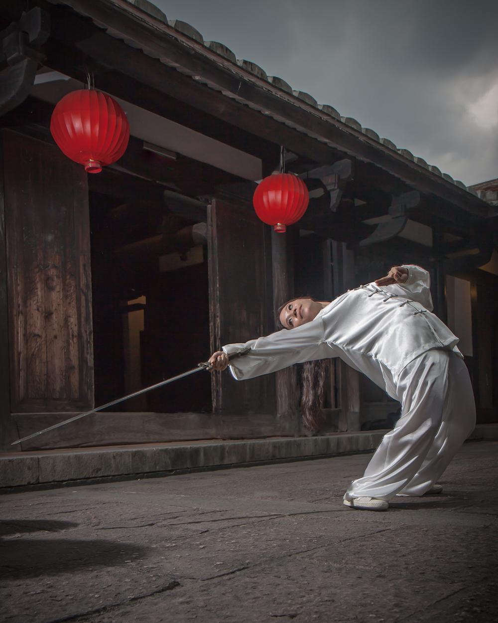 Tai Chi photography
