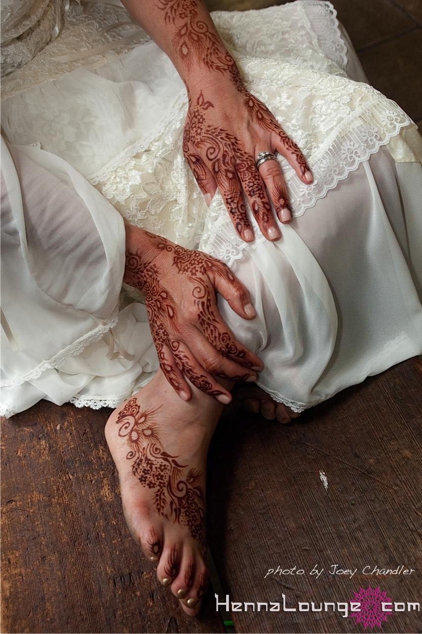 Gulf-style henna