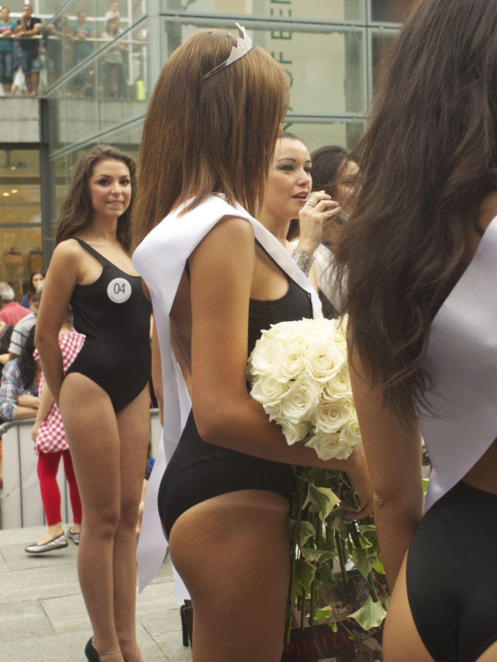 le Miss finaliste