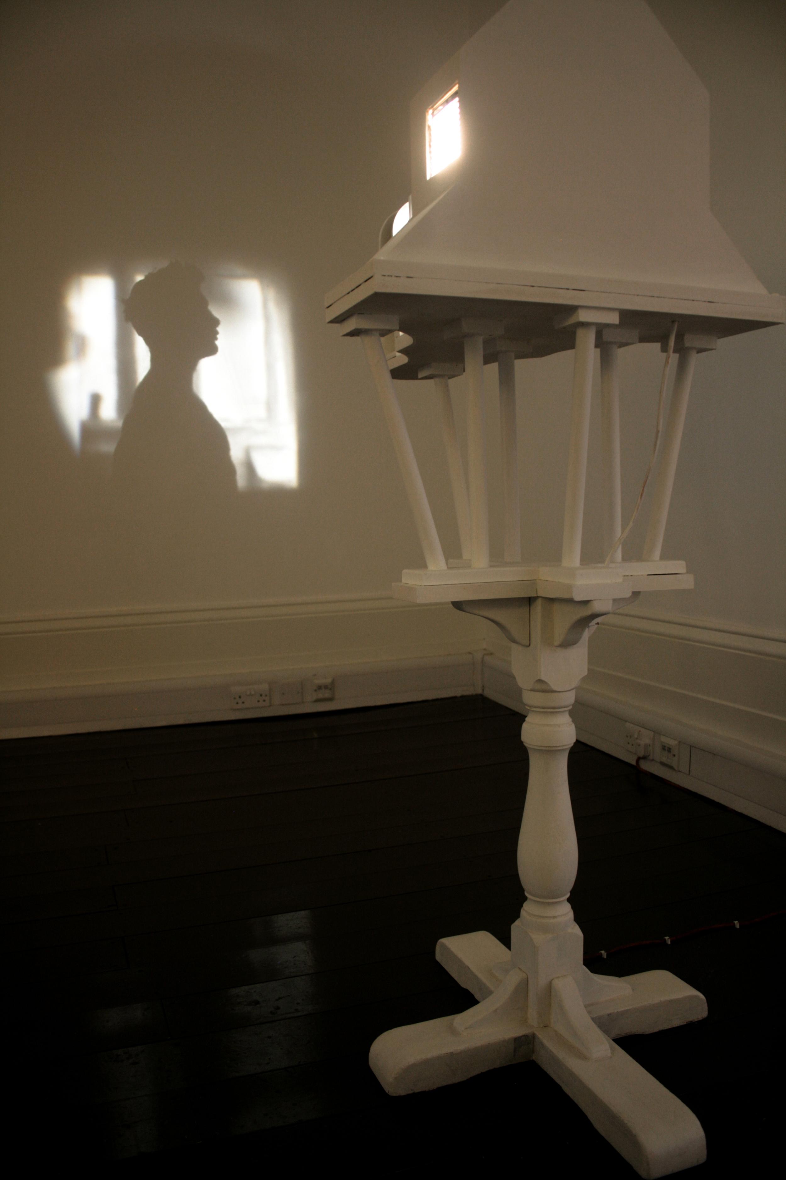 solo exhibition ben ashton 2011