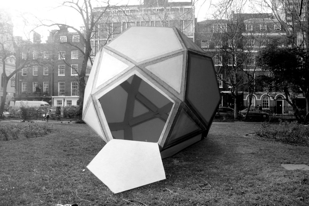 Polyhedron Project-Ben Ashton-2011