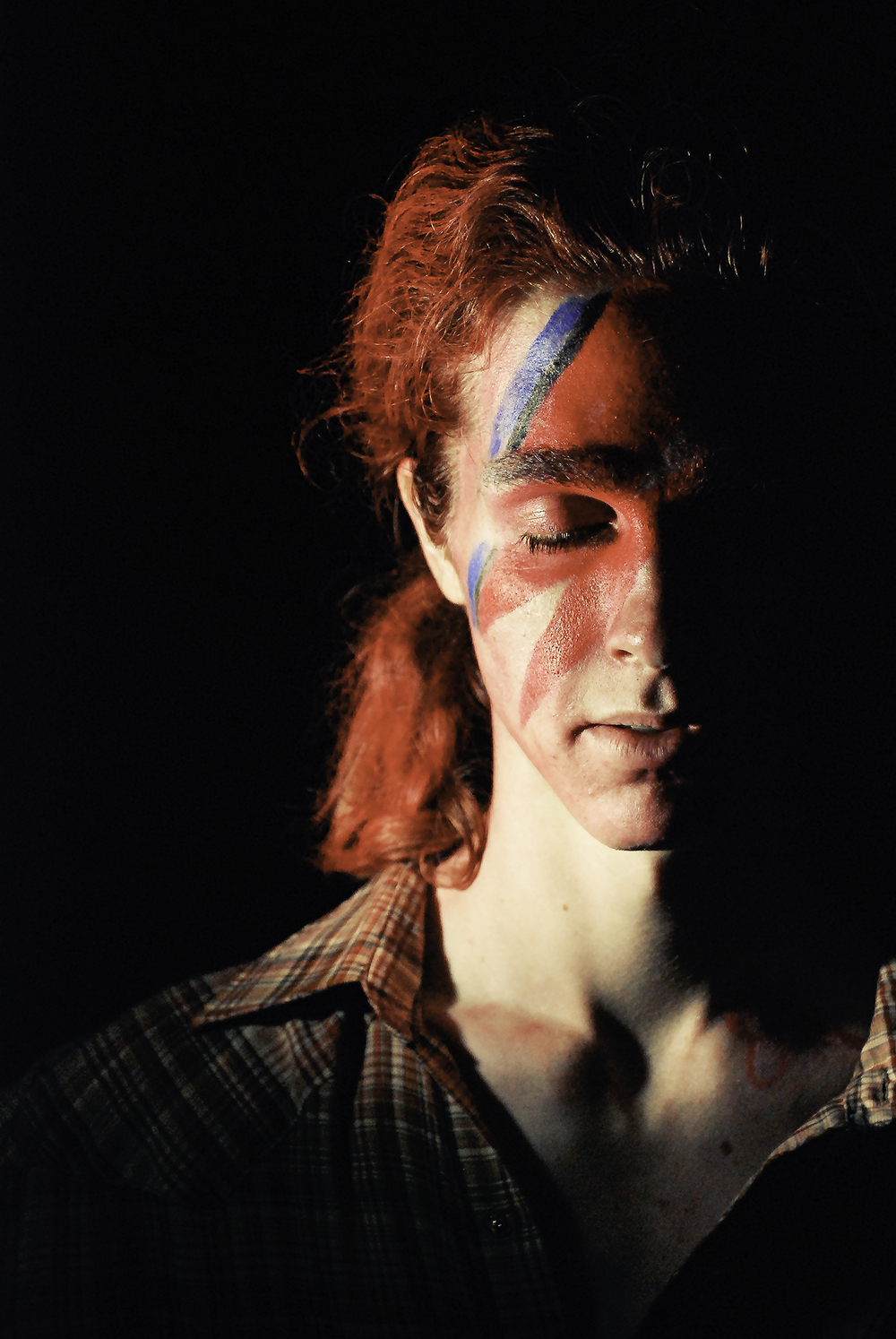 Aladdin Sane. October, 2008.