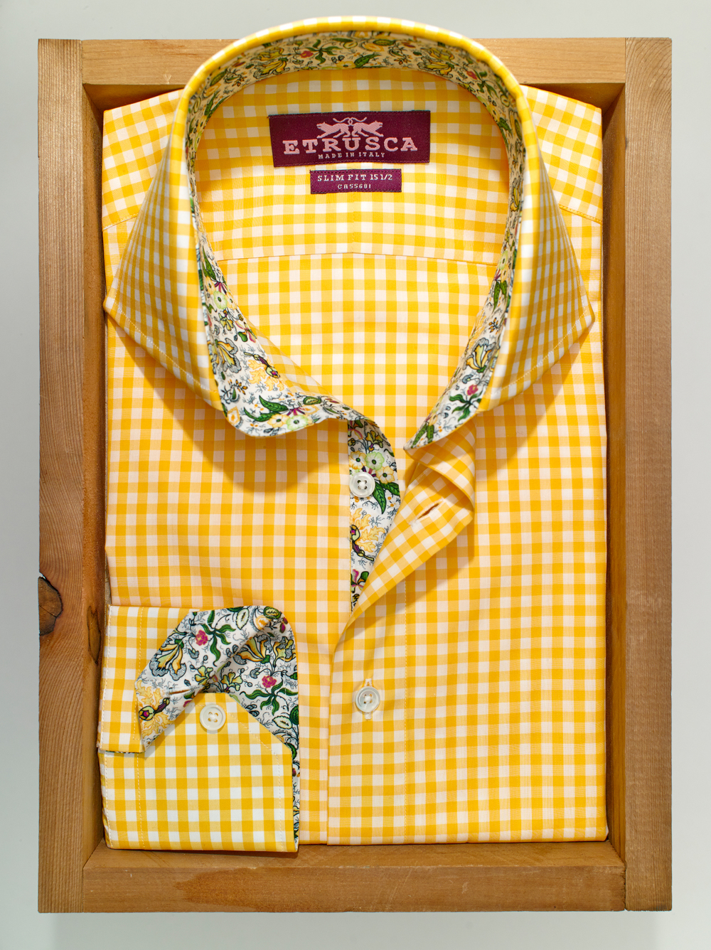 Etrusca-Collezione-Tre-Avvocato-Yellow-Gingham-Floral-Contrast-Folded-003-HR.jpg