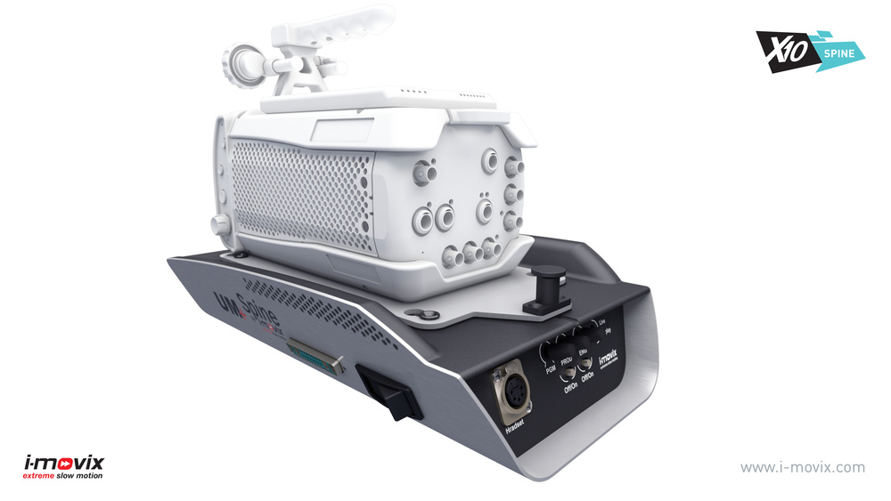 X10 Spine, Camera Spine