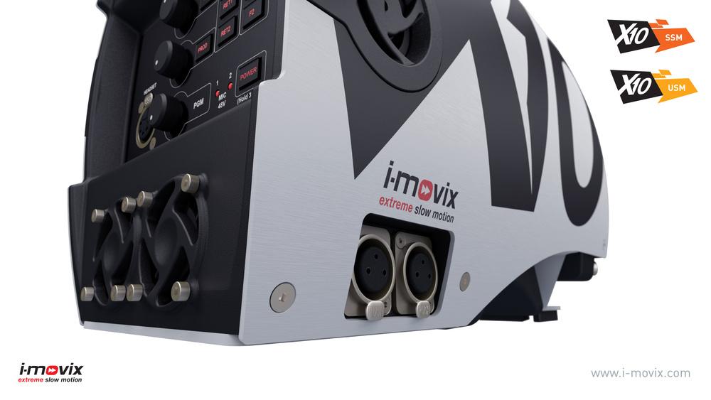 X10 SSM Camera