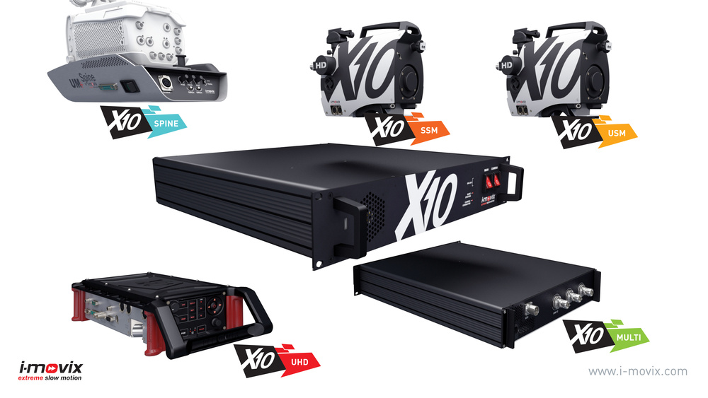 The Brand New and Modular X10 Product Line