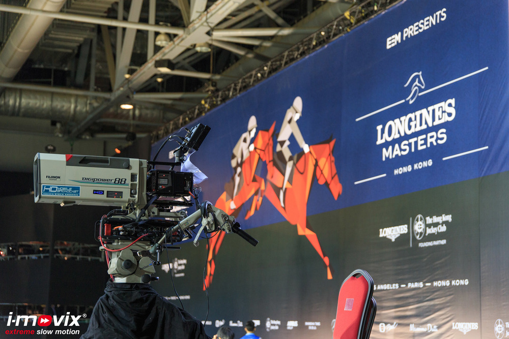 INFINITE at Longines Masters in Hong Kong