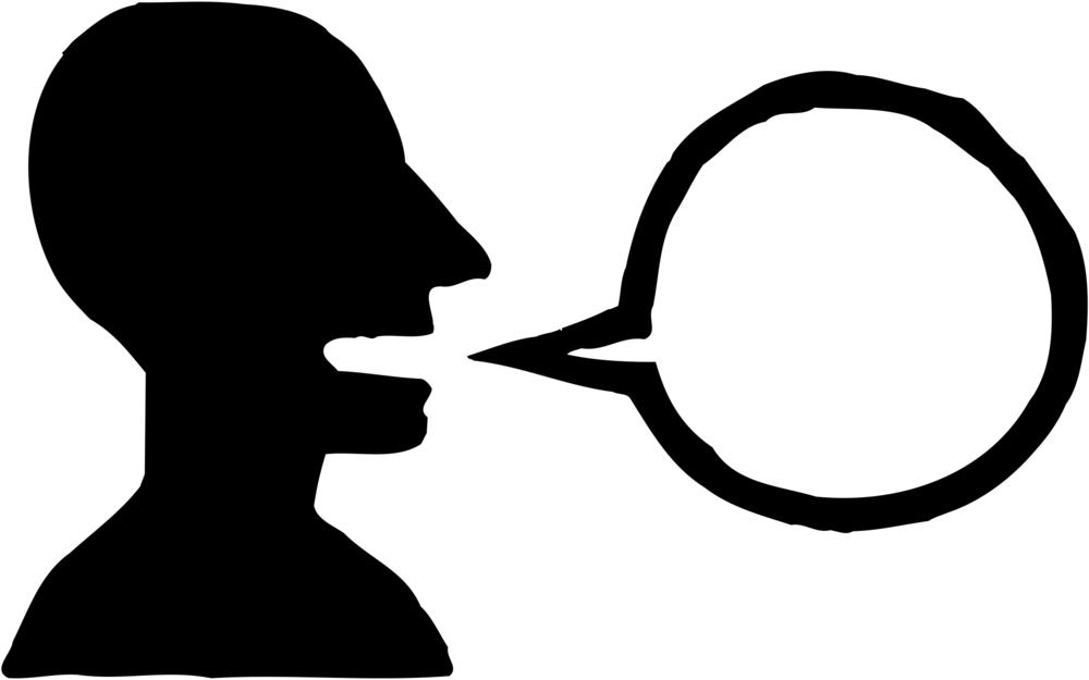 … tell a teacher how their feeling by using their words …