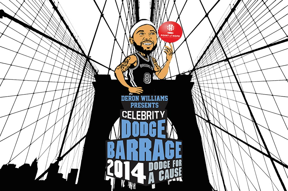 Celebrity Dodge Barrage Autism Fundraiser 2014
