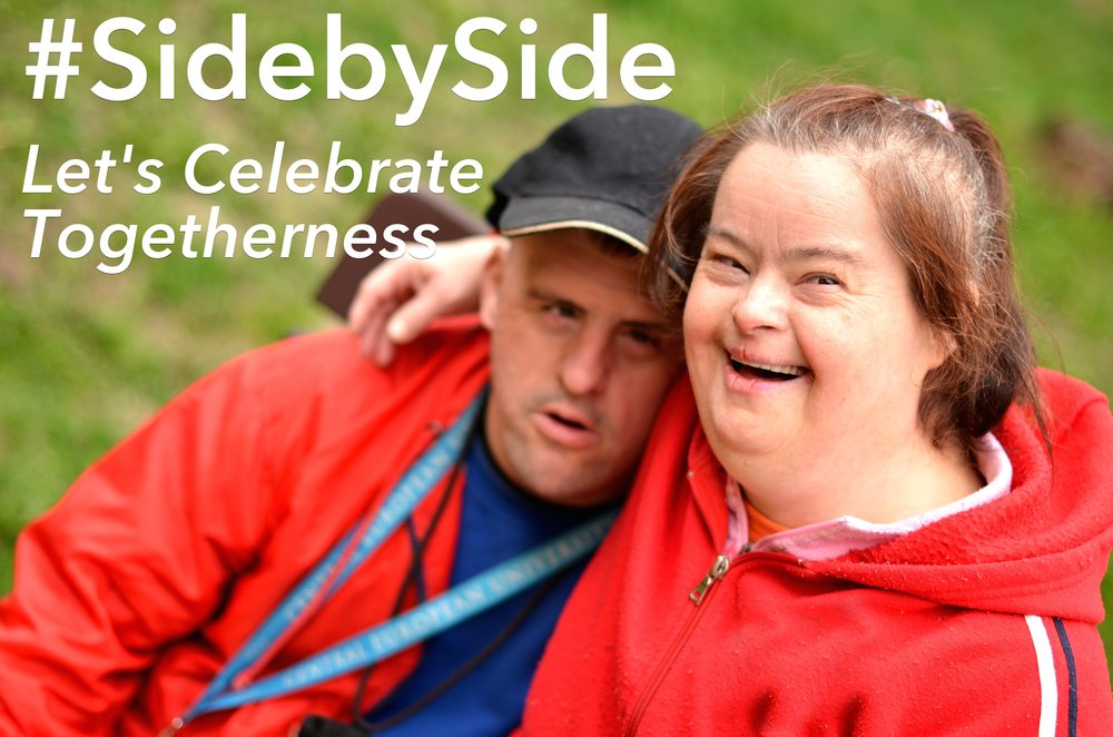 Use the tag #SidebySide to support DDAM