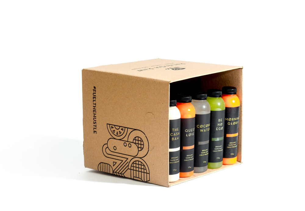 This box is designed with your hair, skin, and nails in mind. The beauty box delivers! These juices are naturally packed with essential vitamins for your body. Enough with covering your beauty from the outside, it's time to let nature do it's work. Replenish those vitamins and watch the glow arise from within. Maybe its Maybelline...it's probably juice.    Prices range from $25.05 - $77.50