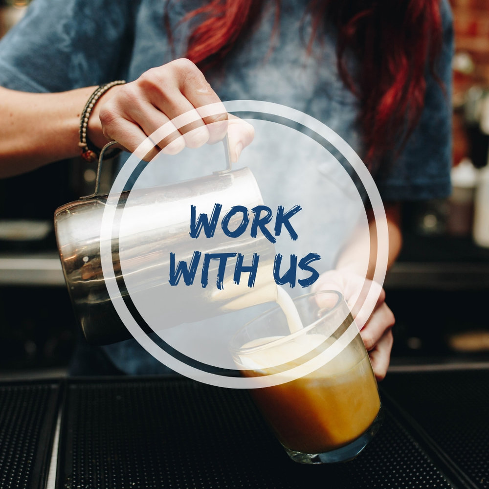 Want to join the Crew? We're always taking applications!