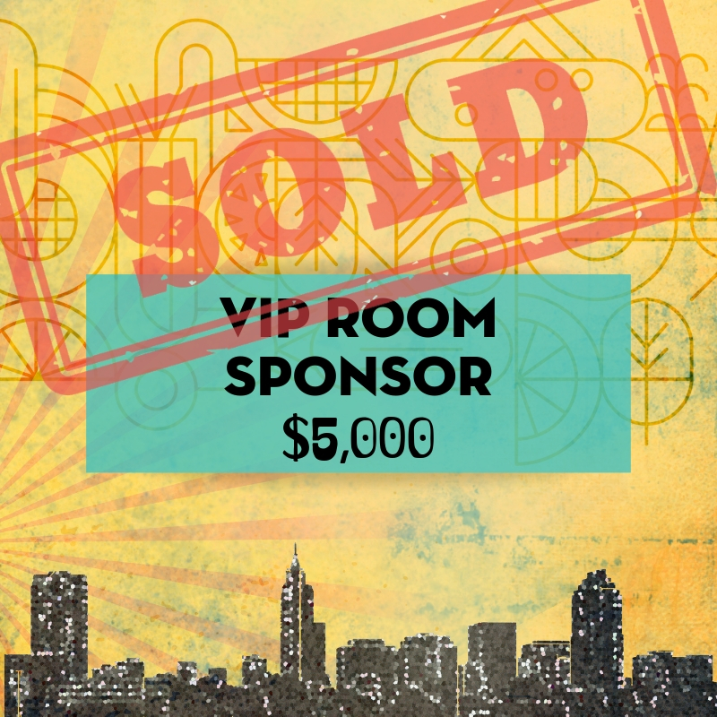 - - 75 VIP tickets- Premium event sponsor shoutout on webpage and event page- Food and drinks included for all guests
