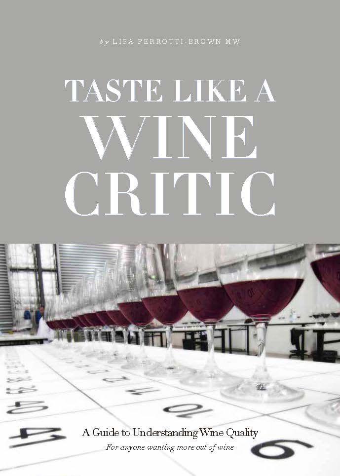 Taste Wine Like a Critic