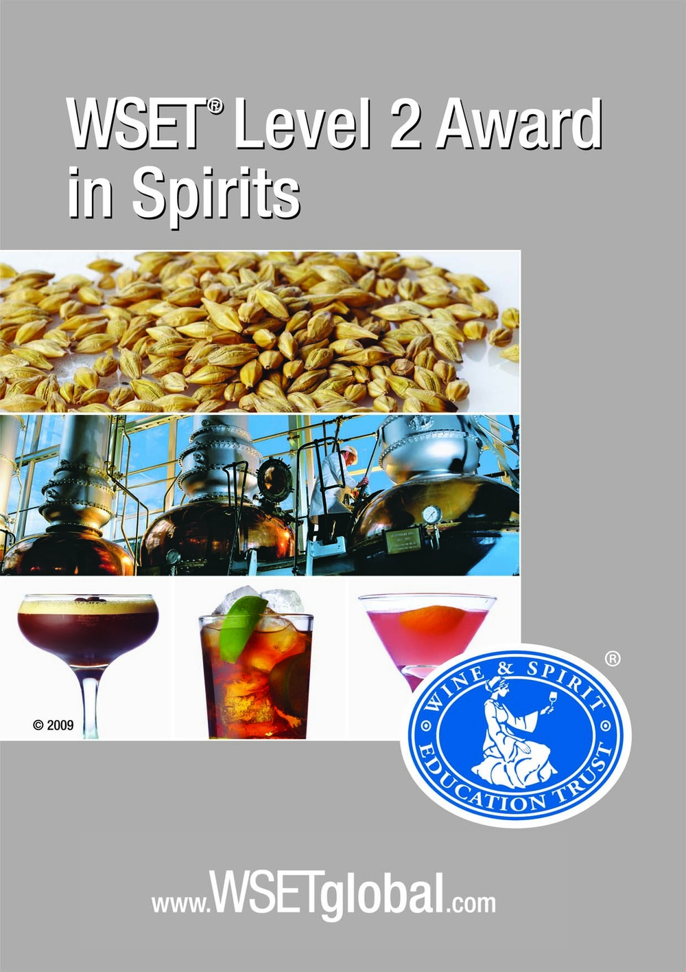 WSET Level 2 Award in Spirits