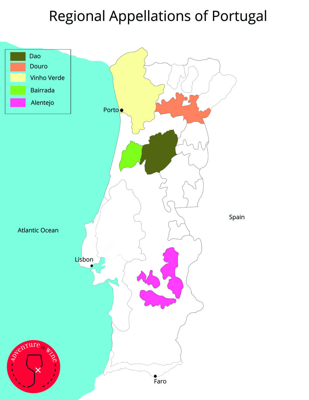 Portugal's Appellations