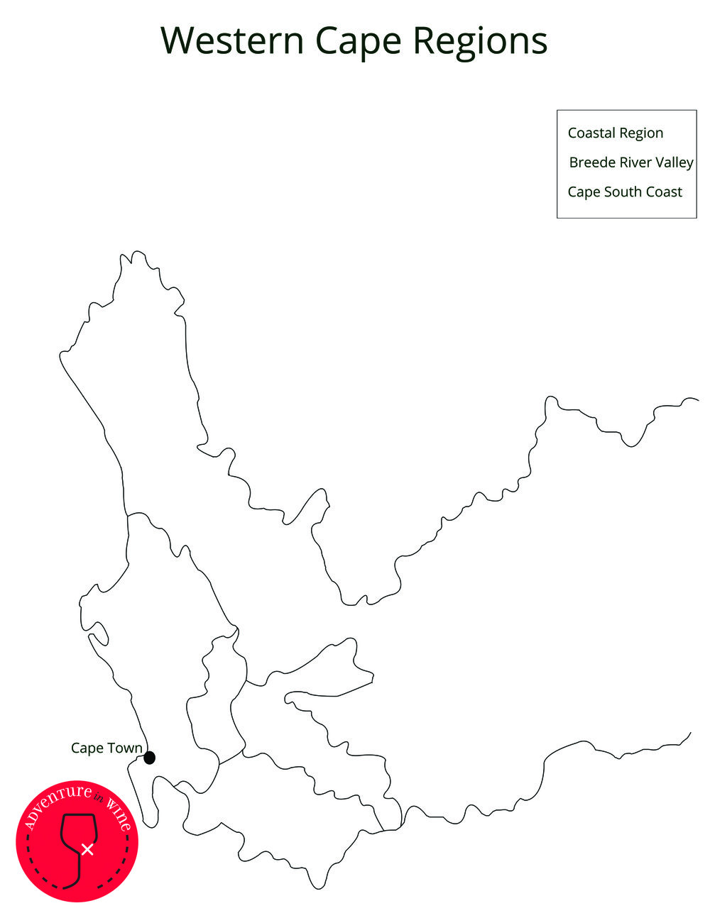 South Africa Regions of Western Cape b&w.jpg
