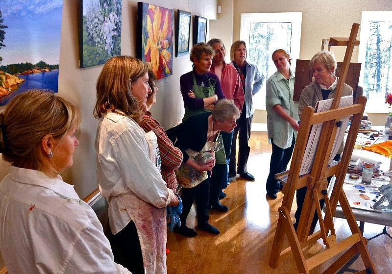 Adult & Teen Art Classes