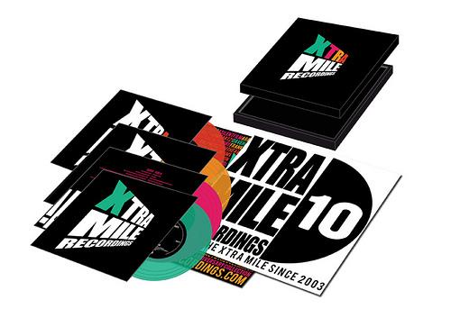 """7"""" Vinyl Boxset."""