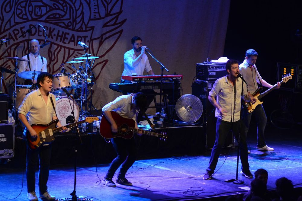 Frank Turner & The Sleeping Souls.