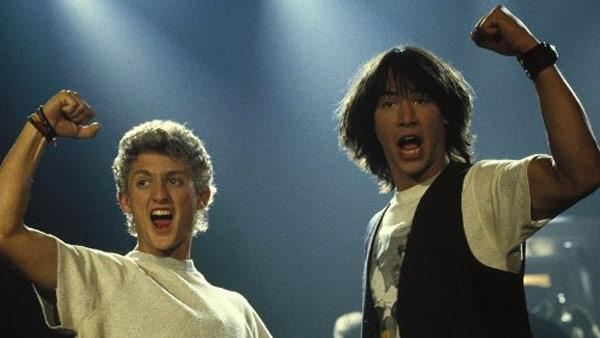 Bill & Ted's Excellent Adventure - we can all learn from such awesome dudes.