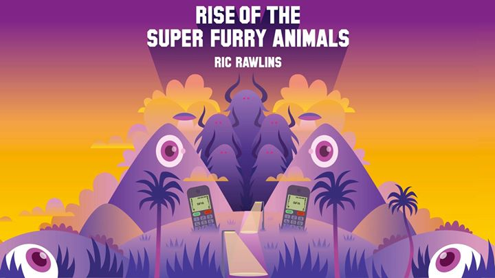 Click to purchase Rise of the Super Furry Animals by Ric Rawlins via Amazon.