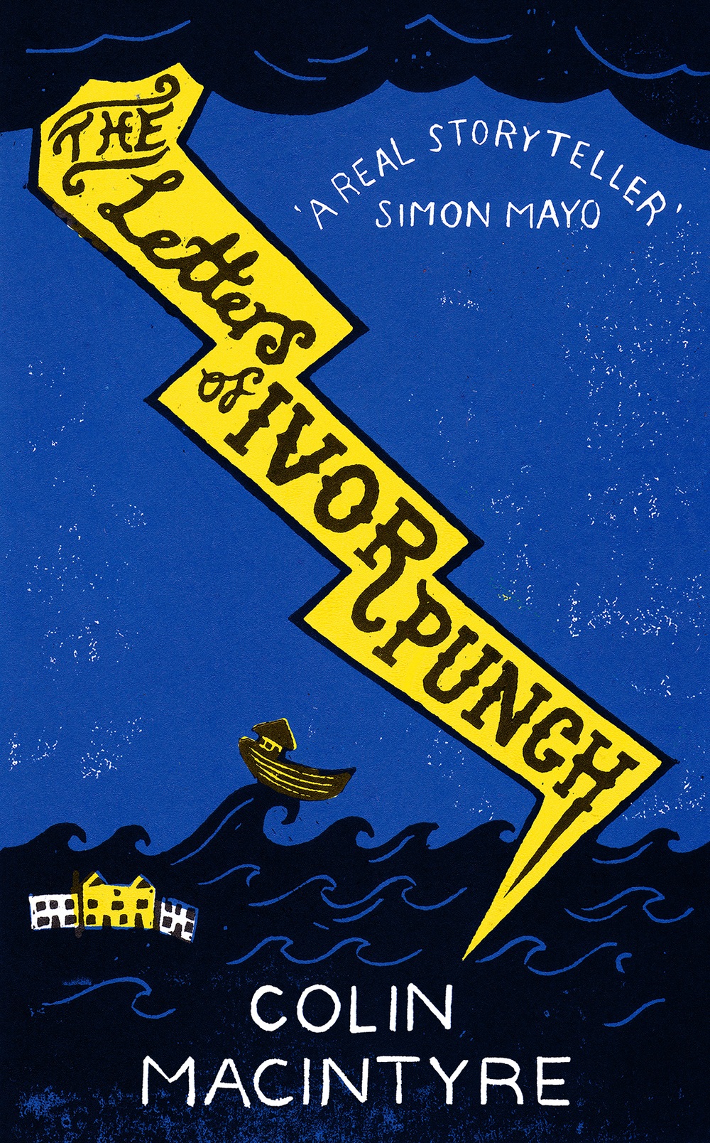 Click to purchase Colin MacIntyre's The Letters of Ivor Punch from Amazon (out 14 May 2015).