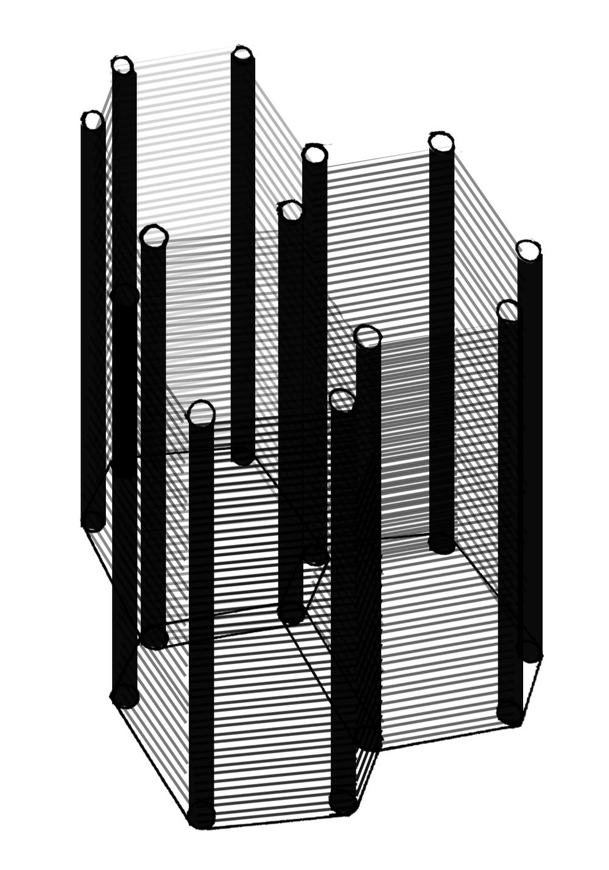 Filament Wound bench