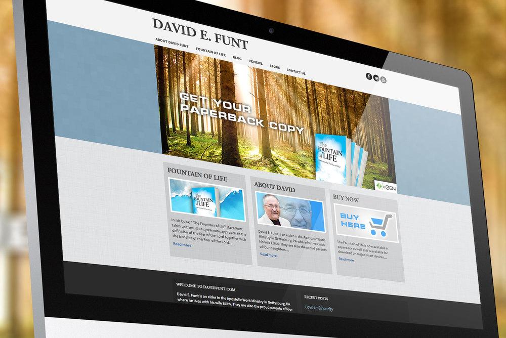 David Funt Website