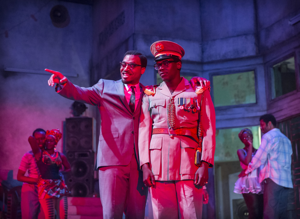 15 A Season in the Congo – (left-right) Chiwetel Ejiofor as Patrice Lumumba and Daniel Kaluuya as Joseph Mobutu. Photo by Johan Persson..jpg