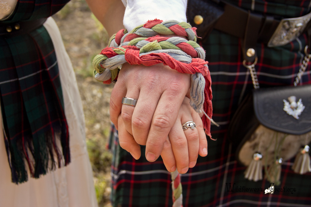 Scottish Handfasting
