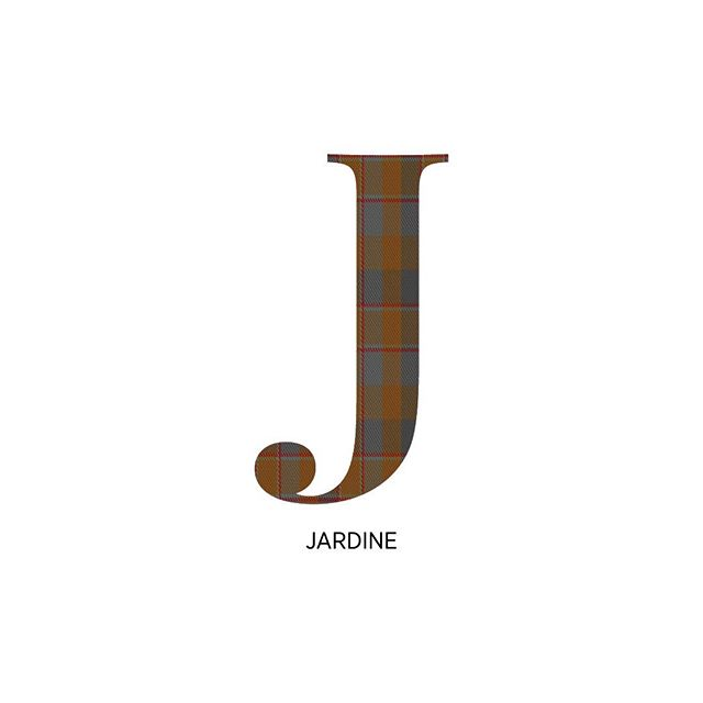 Spring is here and so is Jardine. The perfect tartan to wear while playing croquet. This one is from the 70s and you know I'm loving that vibe. Check out the T is for Tartan print and purchase in my bio. ⠀⠀⠀⠀⠀⠀⠀⠀⠀ ⠀⠀⠀⠀⠀⠀⠀⠀⠀ #springvibes #homedecor #wallart #wallprints #wallprintables #nursery #nurserydecor #nurseryart #kidsroom #kidsdecor #abc #scottish #robbieburns #tartan #tisfortartan #frenchlamb #clevelandcreatives #plaid #ministyle #ministylekids #nurseryinspo #ourfamilyabode