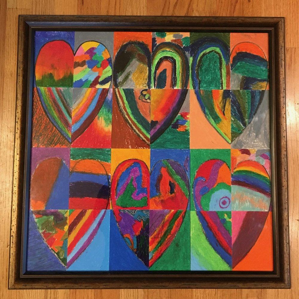 Mrs. Streano - Pastel Hearts