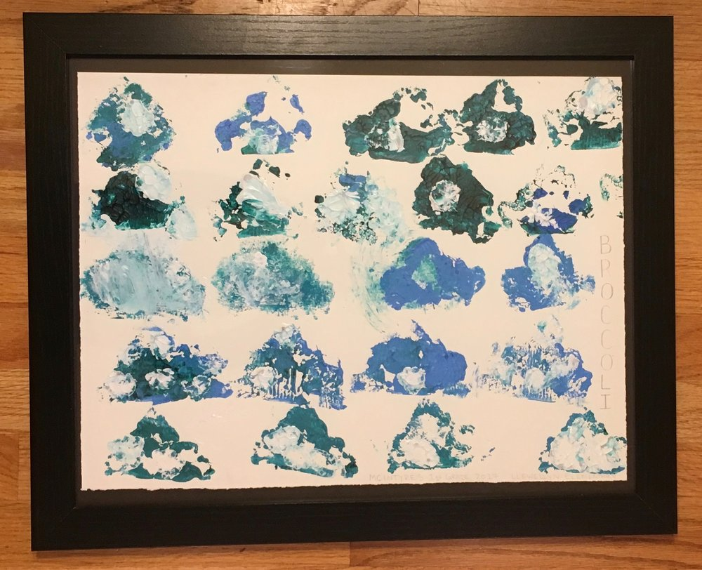 Mrs. McIntyre's 1st Grade - Broccoli Clouds