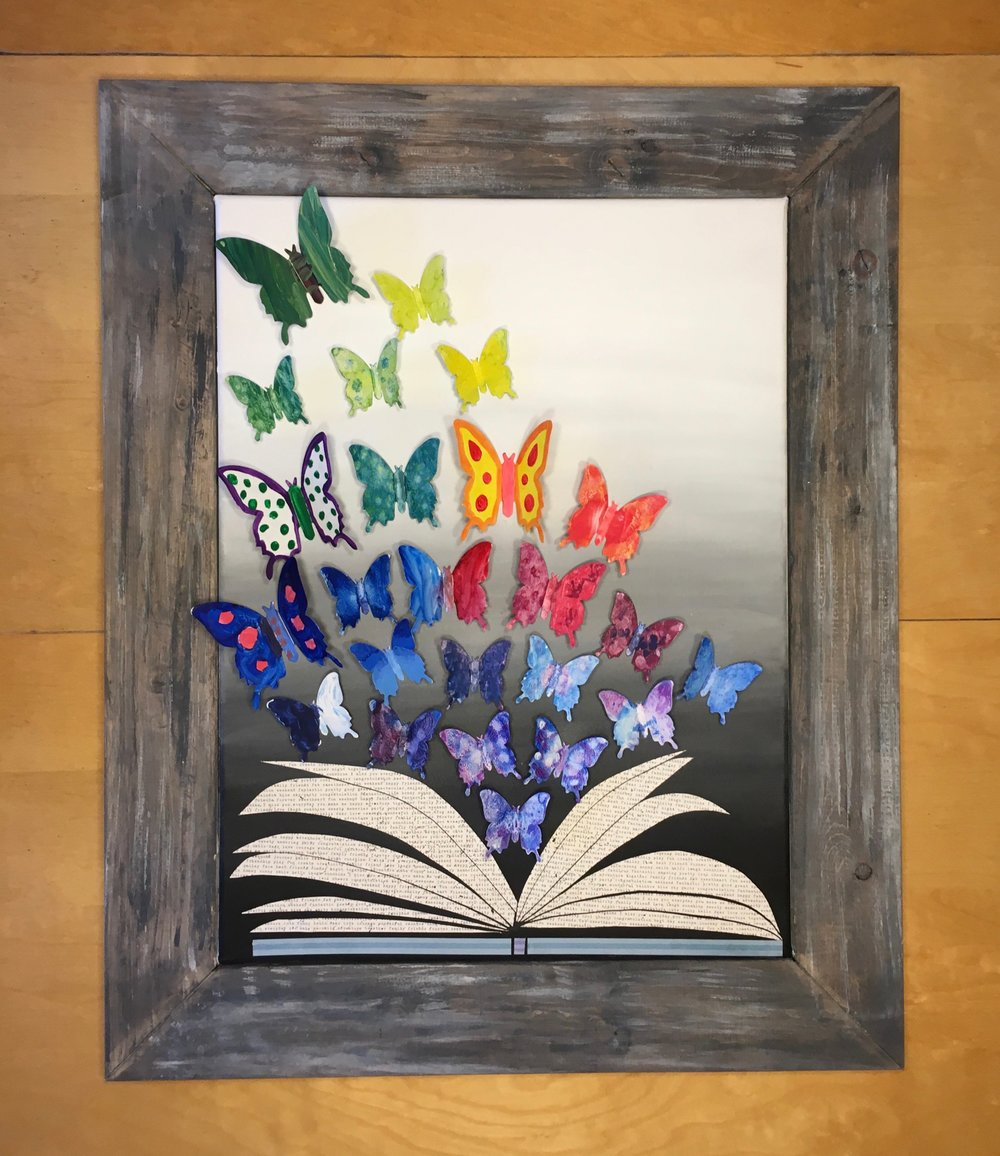 Gilkey/Bass 2nd Grade - Butterflies