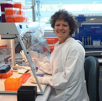Dr. Sarah Palmer