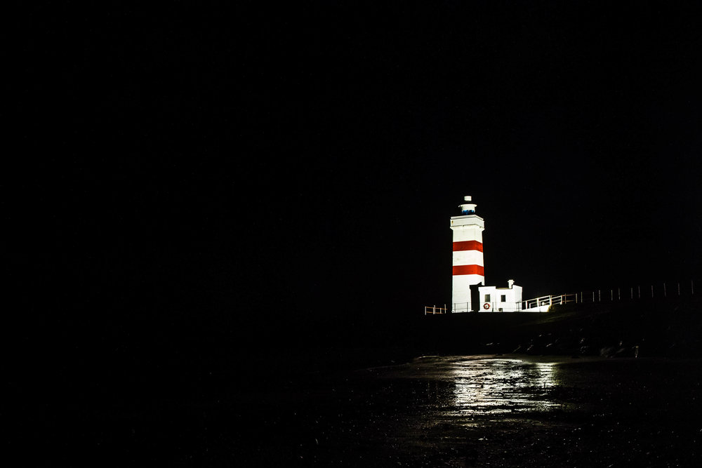 The Well Lit Lighthouse