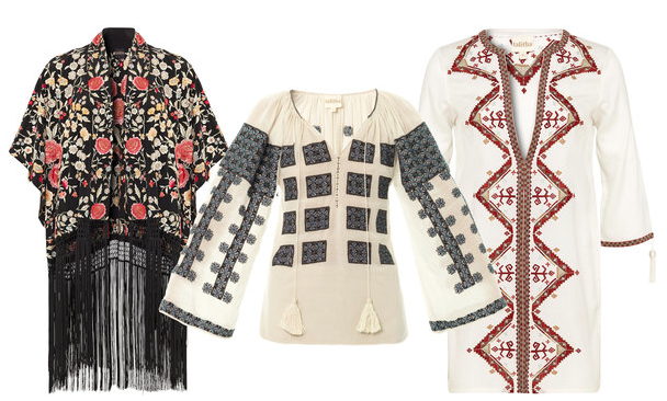 New York Times Style Magazine - A New Line: Luxe Bohemian Wear, Just In Time For Summer