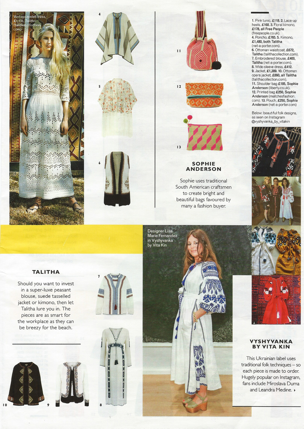 Grazia - 10 Hot Stories