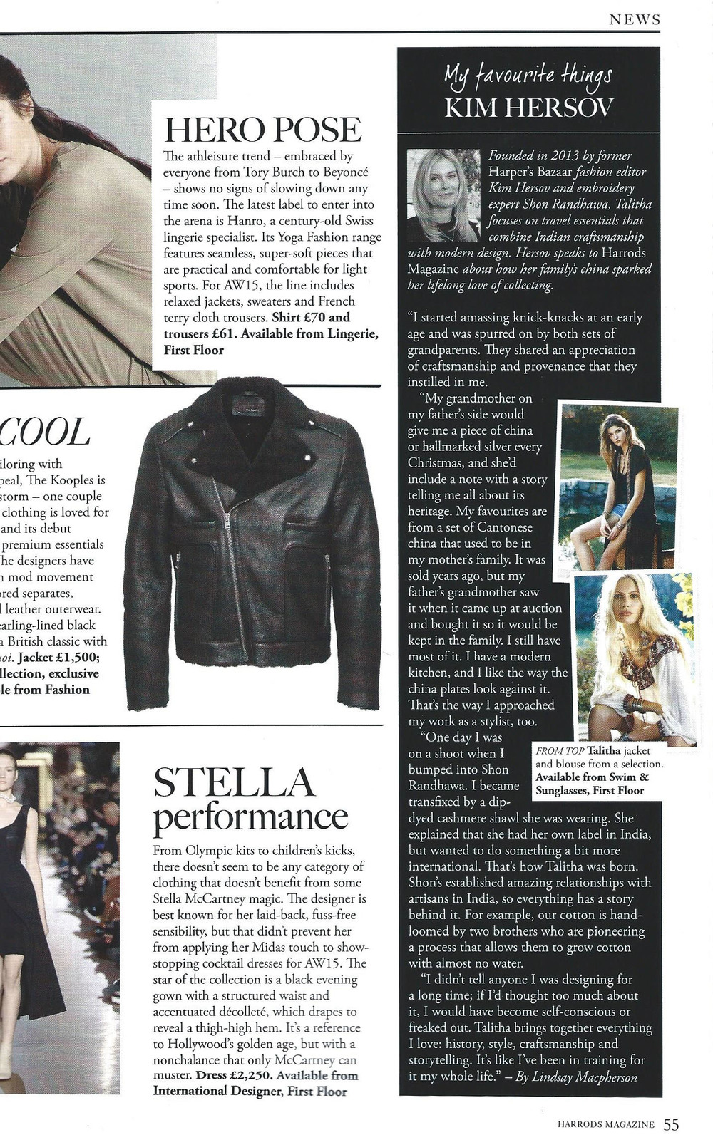 Harrod's Magazine