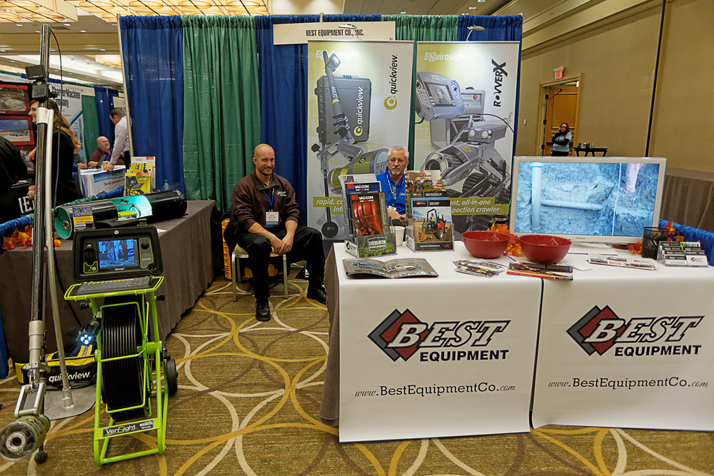 Best Equipment at IWEA 2014: Click here for more pictures from 2014