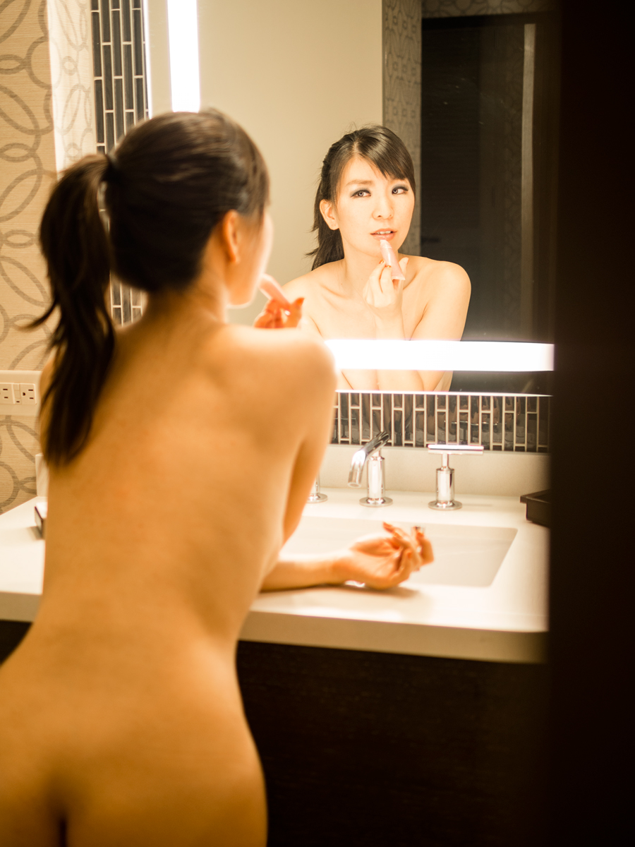 Japanese nude model pictures