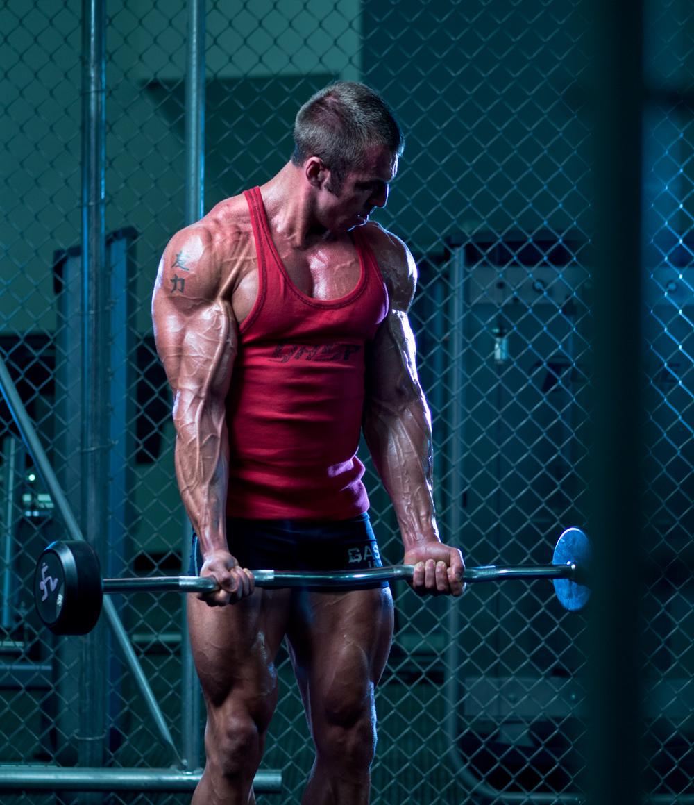 Bodybuilding Photoshoot: Adam — Tom Nguyen Studio for Bodybuilding Photography Lighting  76uhy
