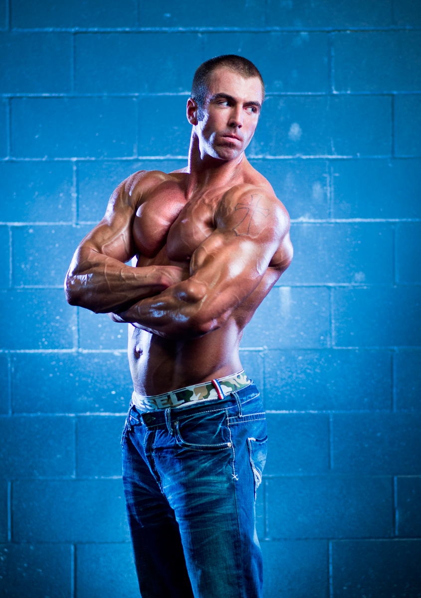 Bodybuilding Photoshoot: Adam — Tom Nguyen Studio for Bodybuilding Photography Lighting  66plt