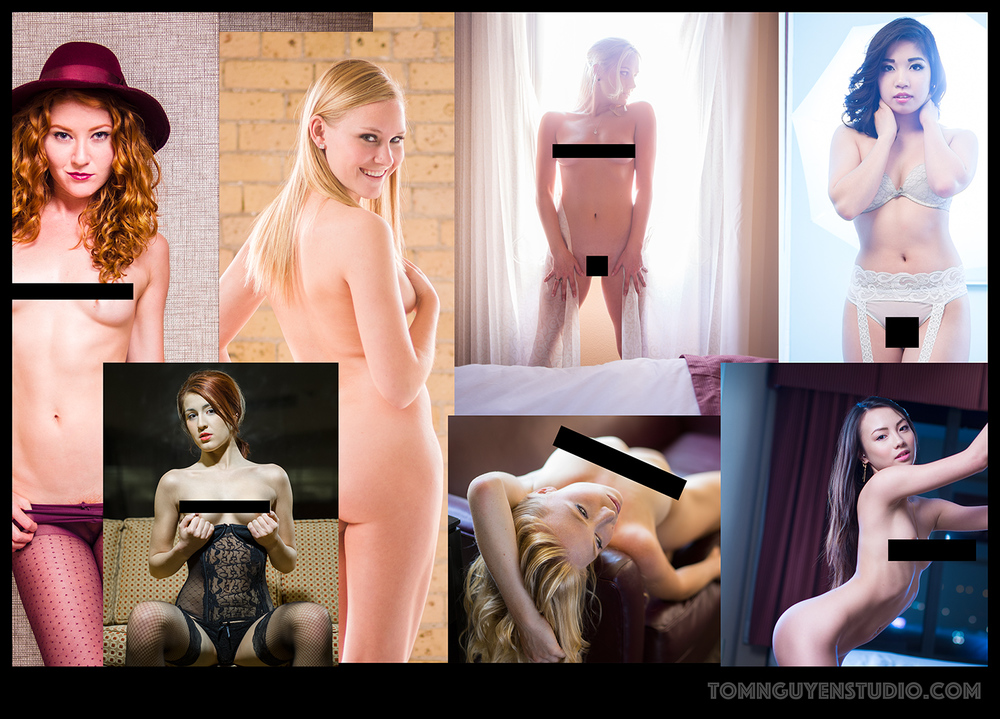 A sampling of the models you'll be seeing on this site as download packs...some of them first-timers