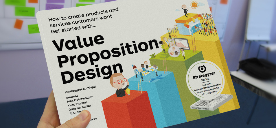 Value Proposition Design world wide launch!