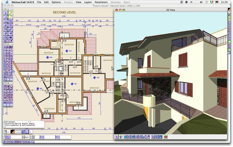 The future of strategy and innovation computer aided for Software architettura 3d