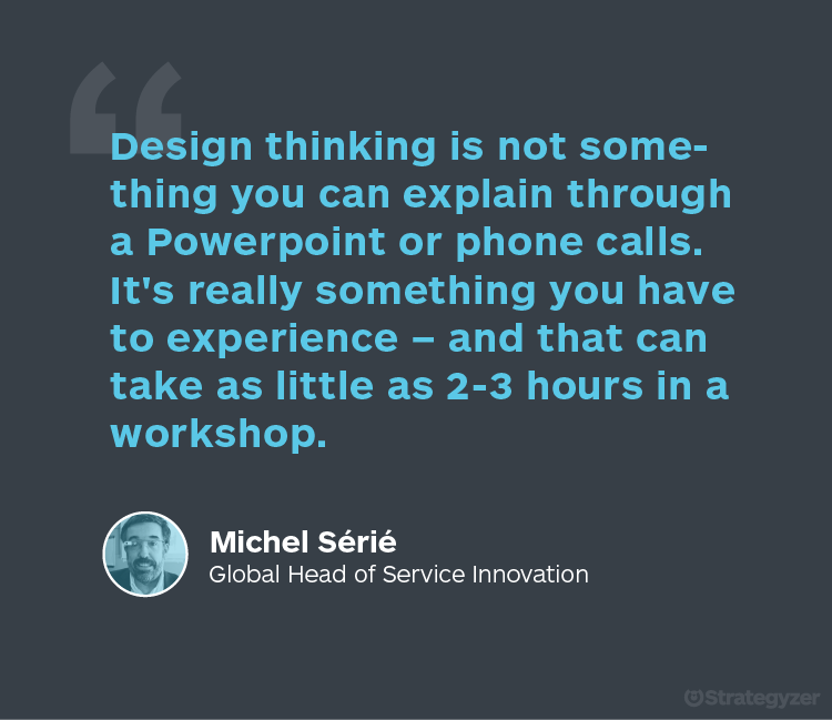 Michel_Serie_StratChat_Design_Thinking_SAP